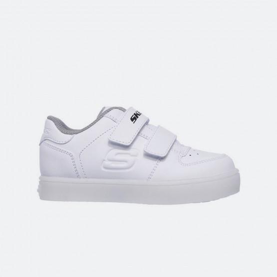 Skechers Energy Lights: Double Strap Sneaker