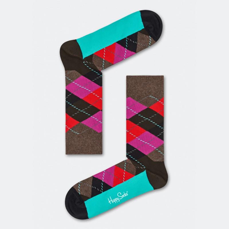 Happy Socks Argyle - Unisex Κάλτσες (9000020715_9688)