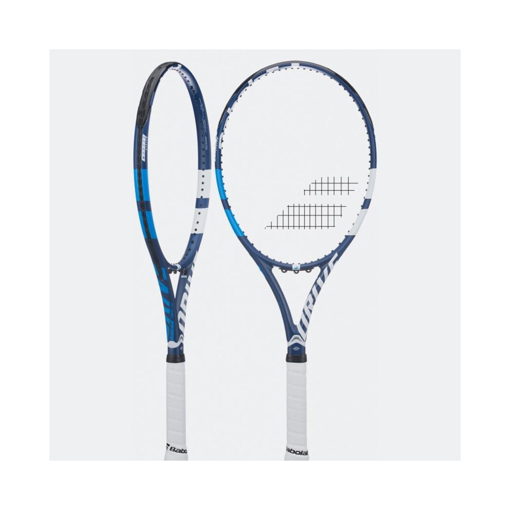 Babolat Drive G Lite Strung Tennis Racket
