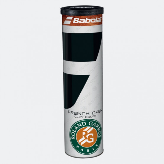 Babolat Ball French Open X4 - Μπαλάκια Τένις