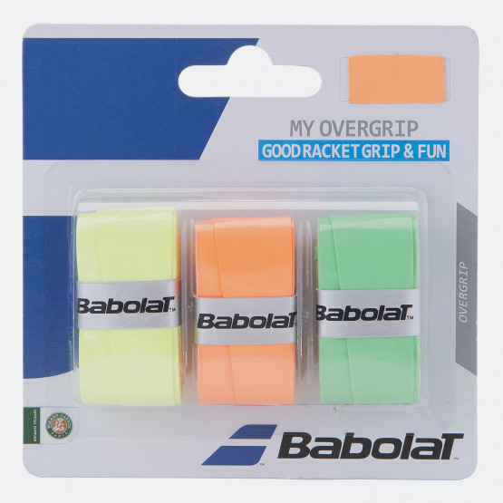 Babolat My Overgrip Σετ 3 Τεμαχίων