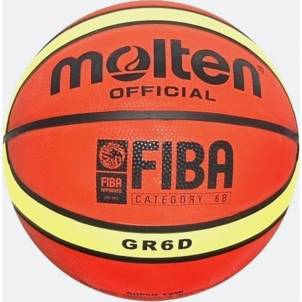 Molten Superior Rubber Cover Basketball Ball No6