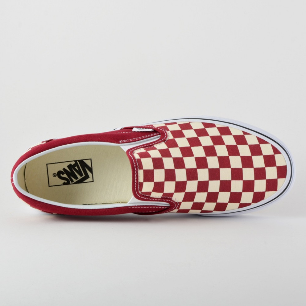 Vans Checkerboard Classic Slip-On - Unisex Shoes