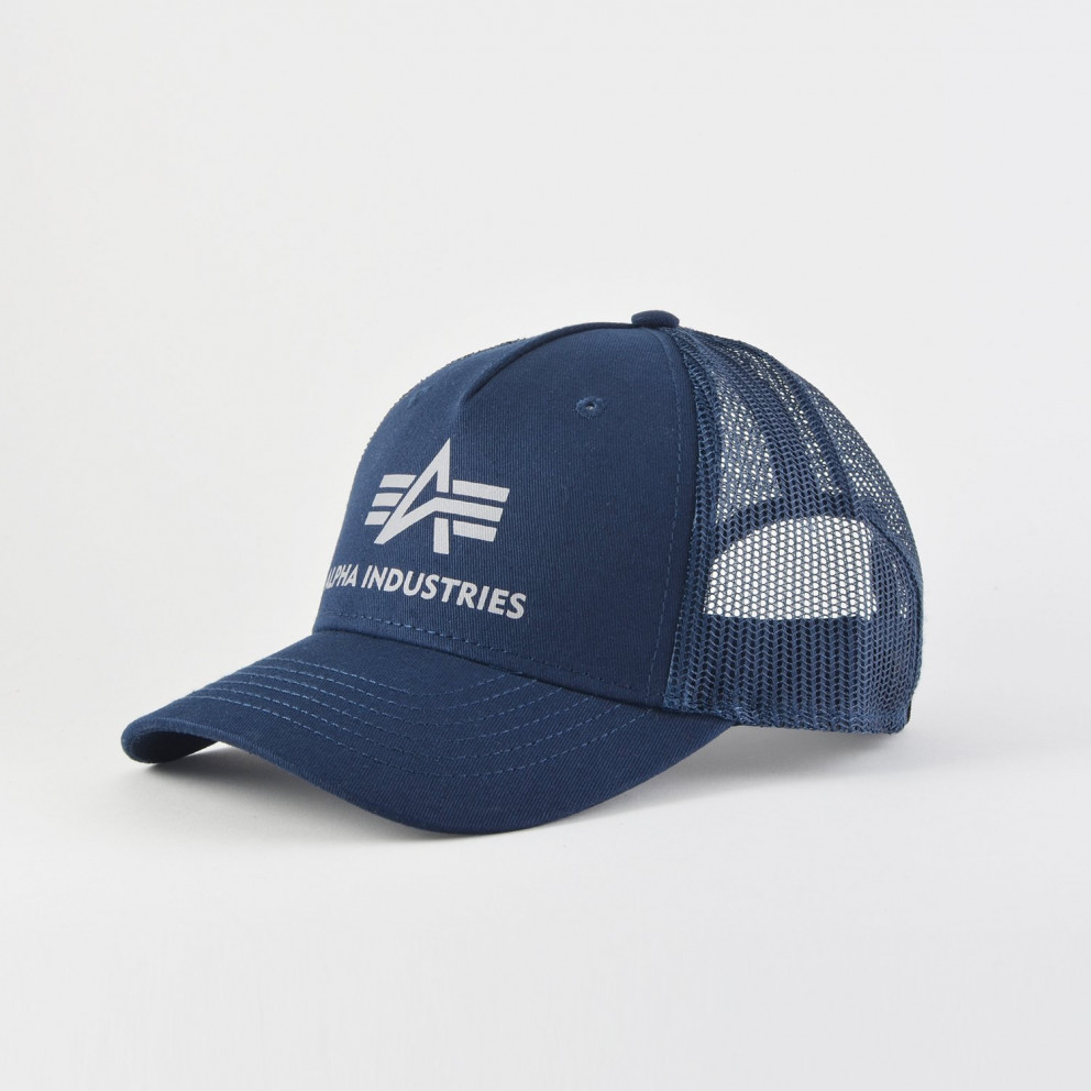 Alpha Industries Basic Trucker Cap