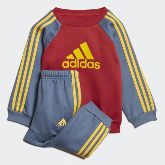 adidas Logo Fleece Jogger Set