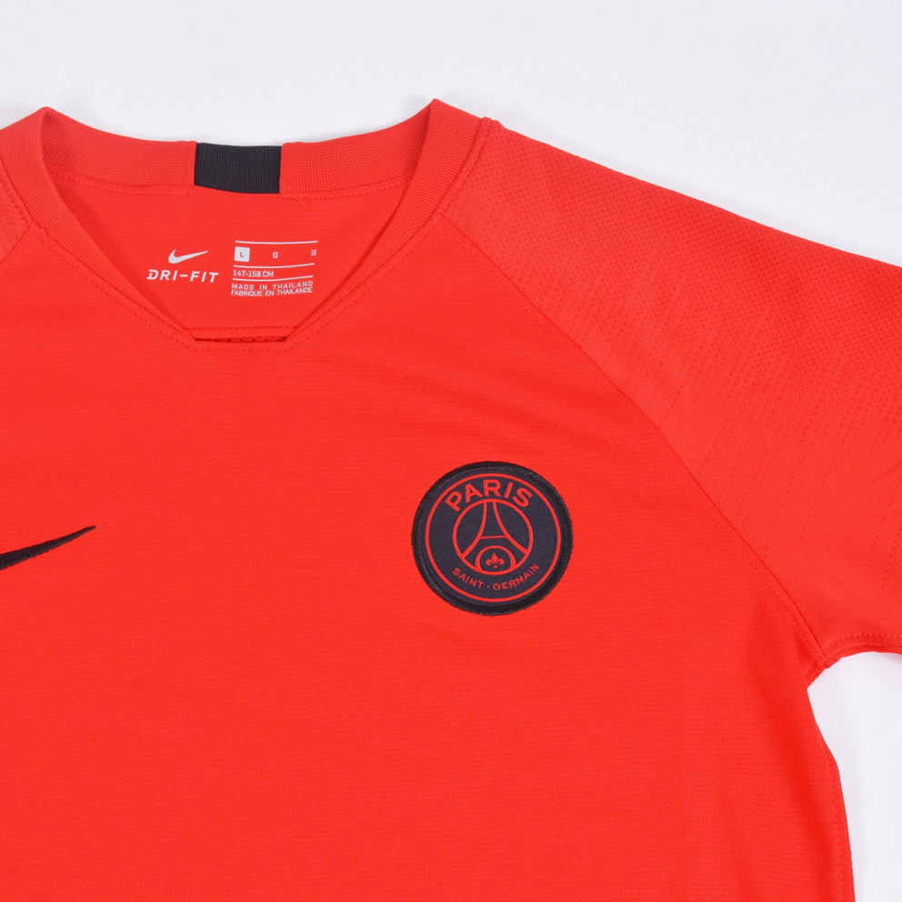 Nike Breathe Paris Saint-Germain Kids' Tee