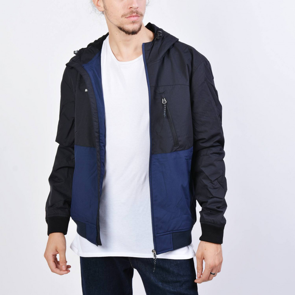 Emerson Men's Ribbed Jacket With Hood