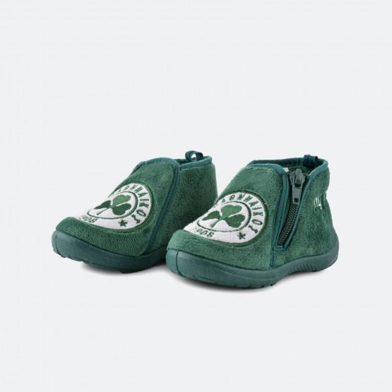 Parex Panathinaikos slippers