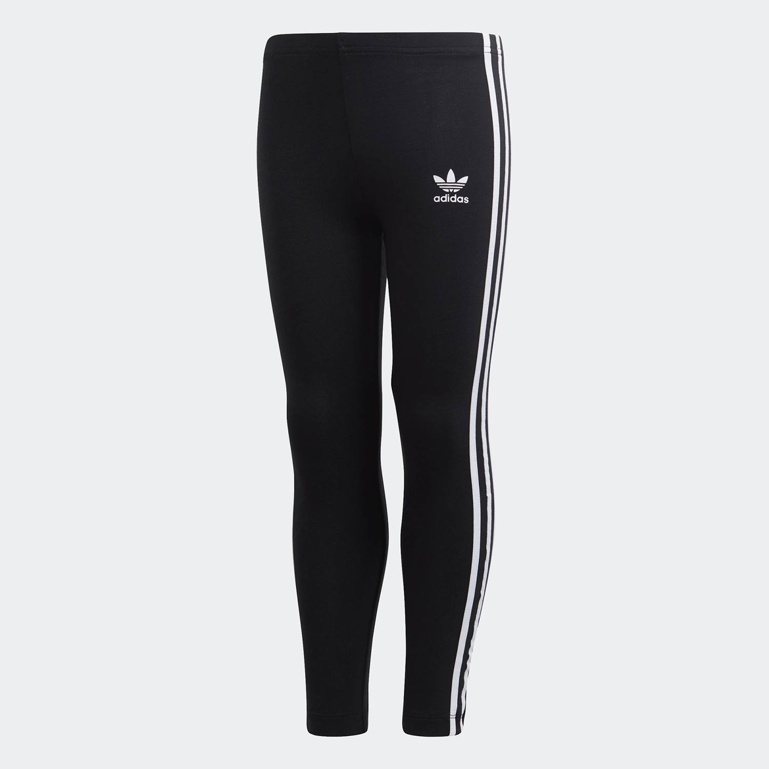 adidas Originals 3-Stripes Girl's Leggings - Παιδικό Κολάν (9000023751_1480)