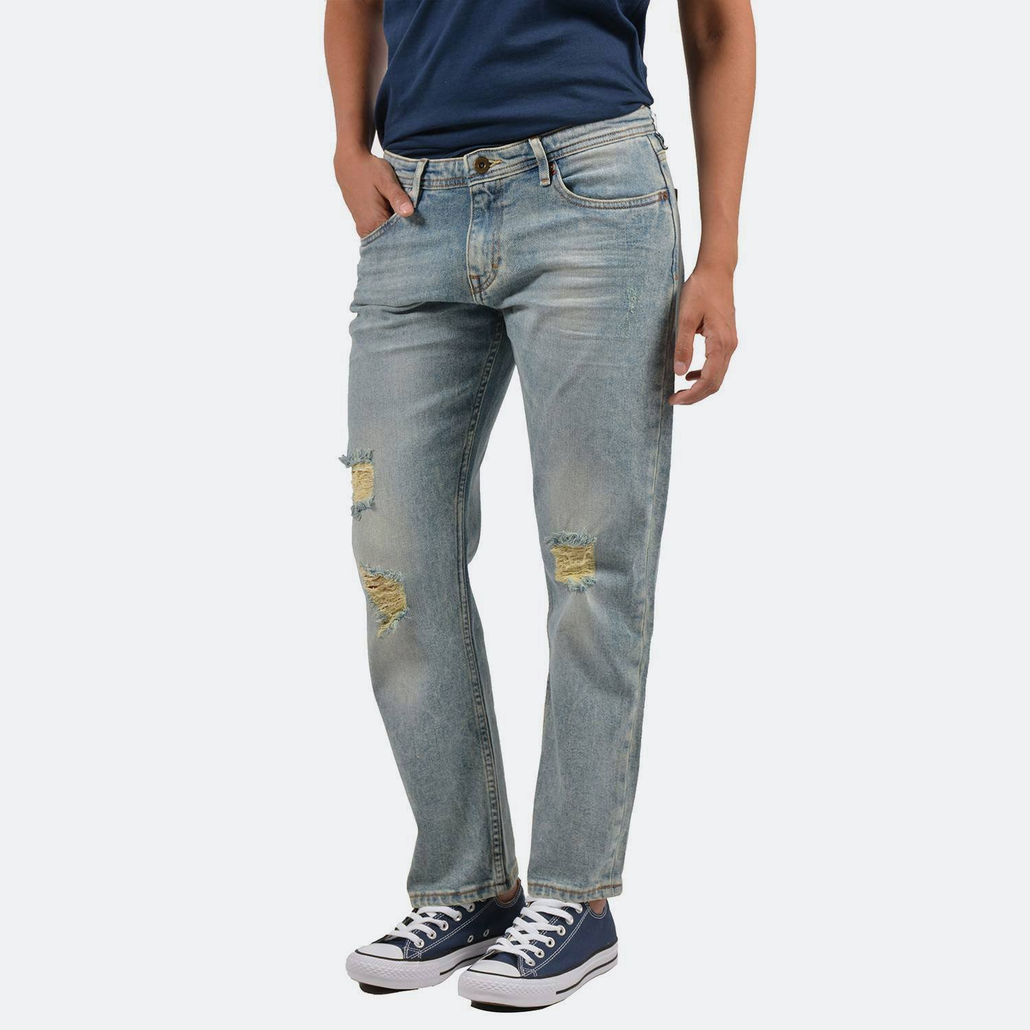 Tommy Jeans STRAIGHT CROPPED LANA GBCDE (2082520410_29493)