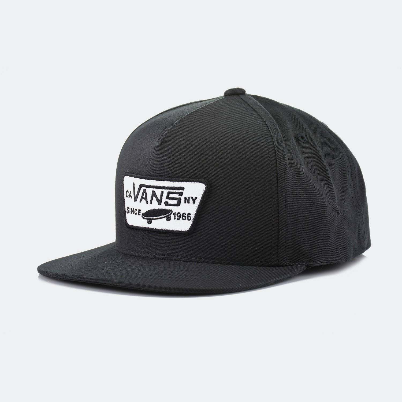 Vans MN FULL PATCH SNAPBA TRUE BLACK (3083210364_23199)