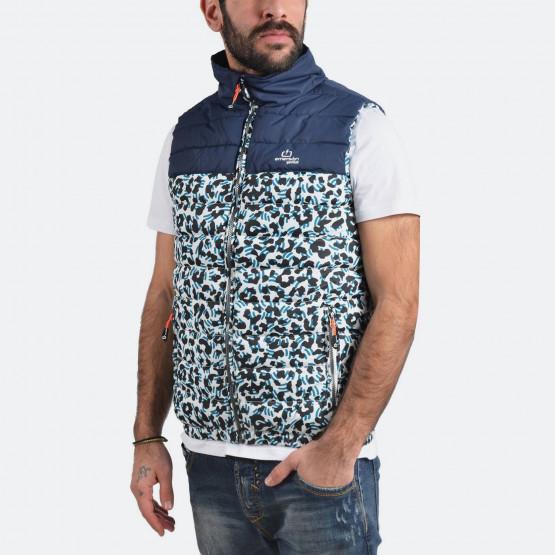 Emerson Men's vest with pp down