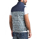 Emerson Men's vest with pp down