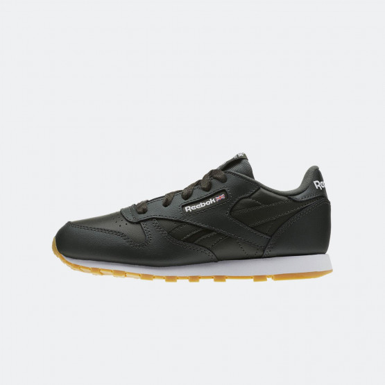 Reebok Classics Kid's Leather Shoes