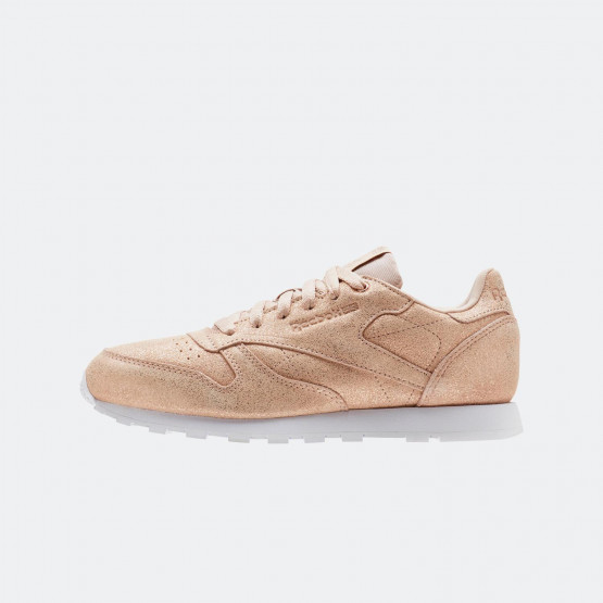 Reebok Classics Matte Shine Leather Kid's Shoes