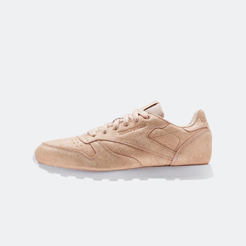 Reebok Classics Matte Shine Leather Kid's Shoes (9000013978_34441)