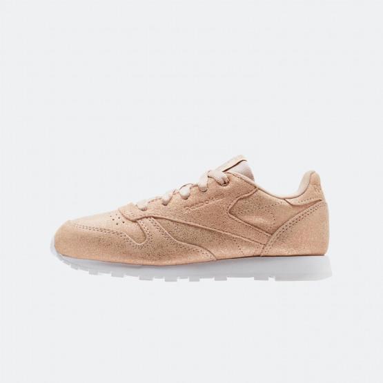 Reebok Classics Classic Leather Kid's Shoes