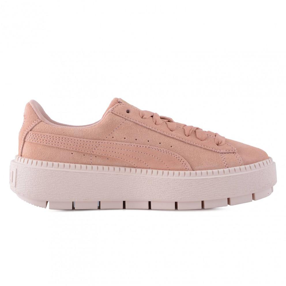Puma Platform Trace   Women's Sneakers