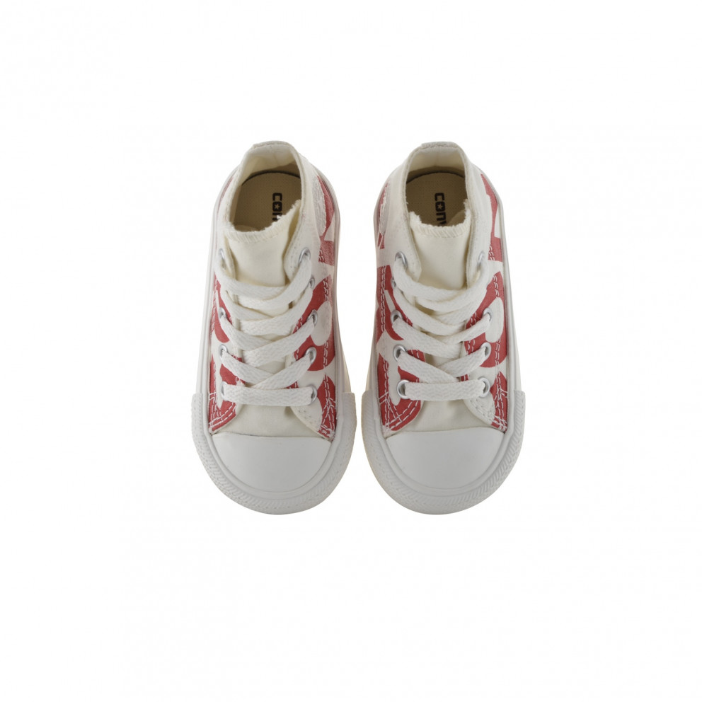 Converse Chuck Taylor All Star Wordmark | Παιδικό Μποτάκι