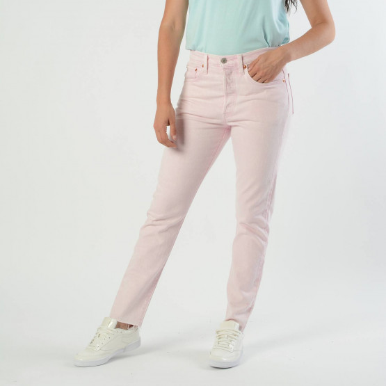 Levis 501 Skinny Acid Light Lilac
