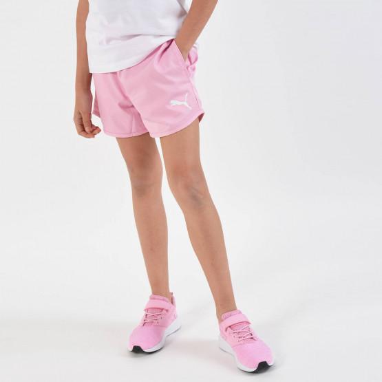 Puma Girls Active Shorts - Παιδικό Σορτσάκι