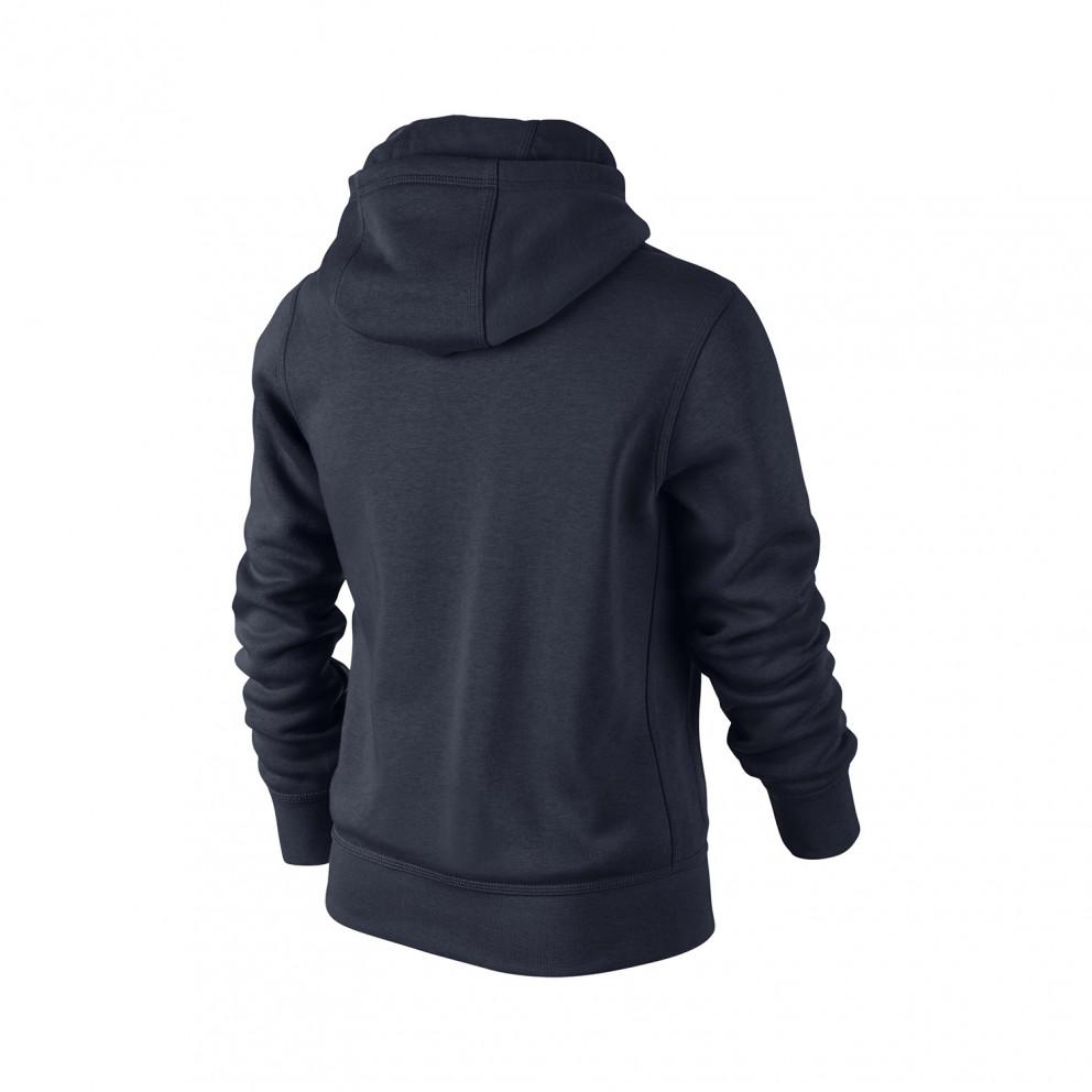 Nike Brushed FLeece Full-Zip | Kid's Jacket