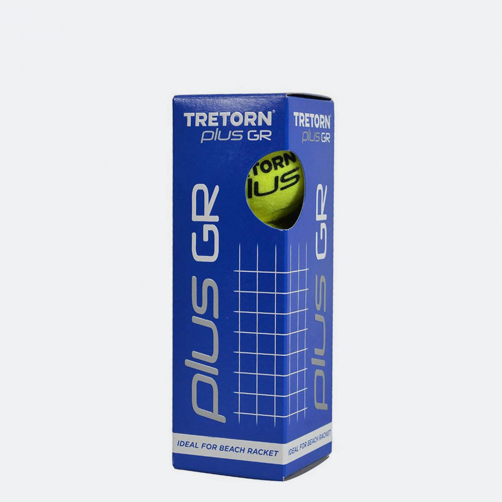 Tretorn Plus Gr 3 Pack Μπαλακι Τεννισ