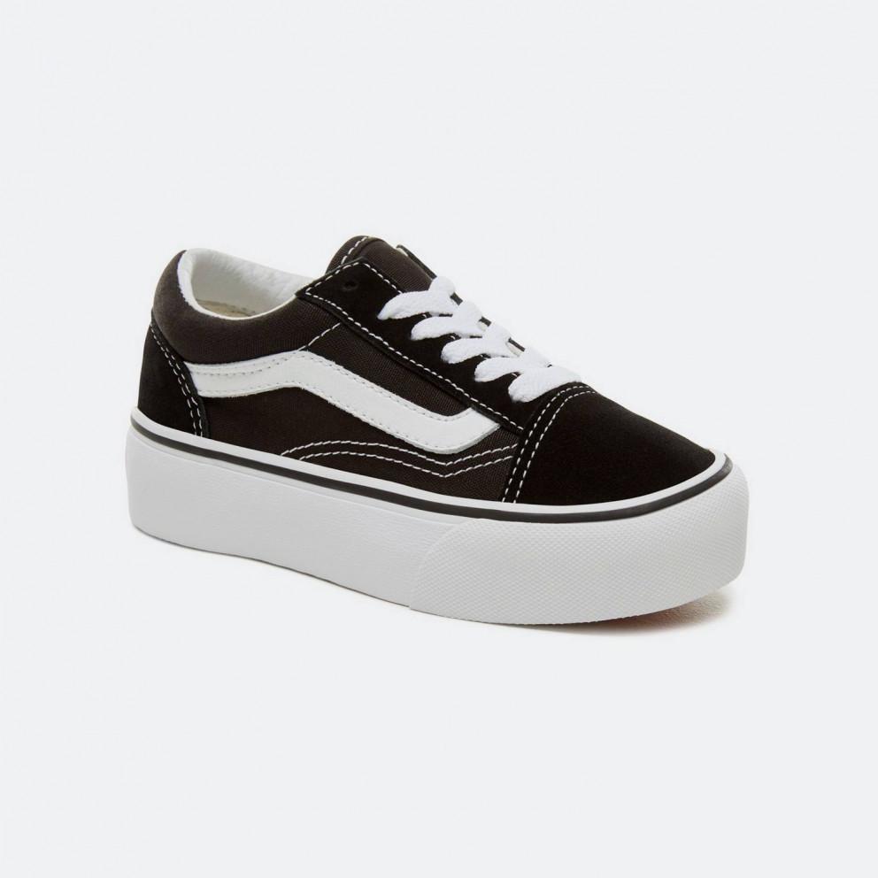 Vans Old Skool Παιδικά Platform Παπούτσια