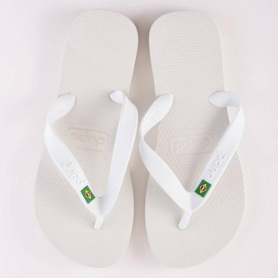 Dupe Brazil Unisex Flip-Flops