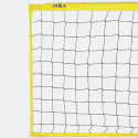 Amila Διχτυ Beach Βολλευ 2Mm -9,5M X 1M Πορτοκαλι
