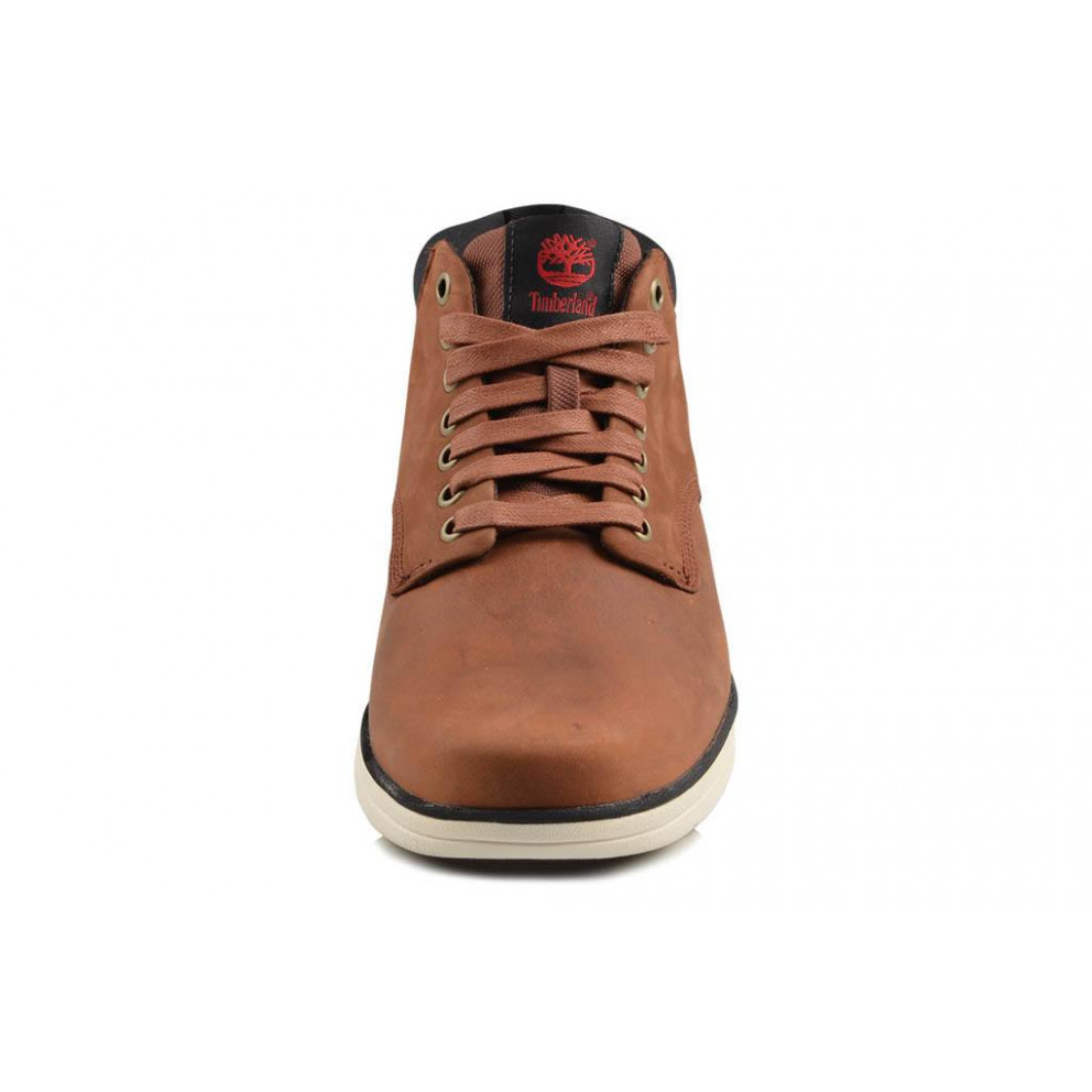 Timberland Chukka Leather Brown