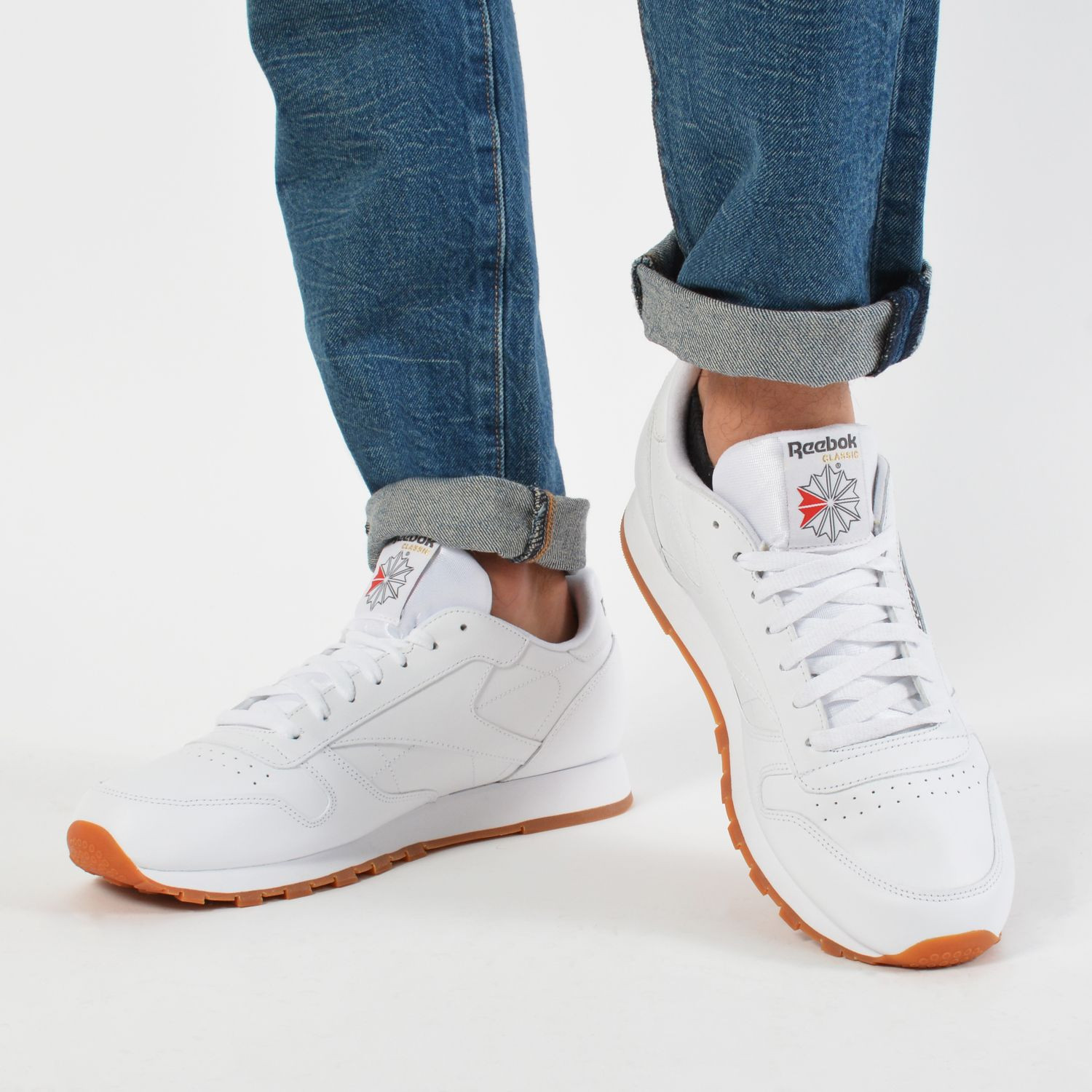 Reebok Classic Leather Unisex Παπούτσια (1080018245_18612)