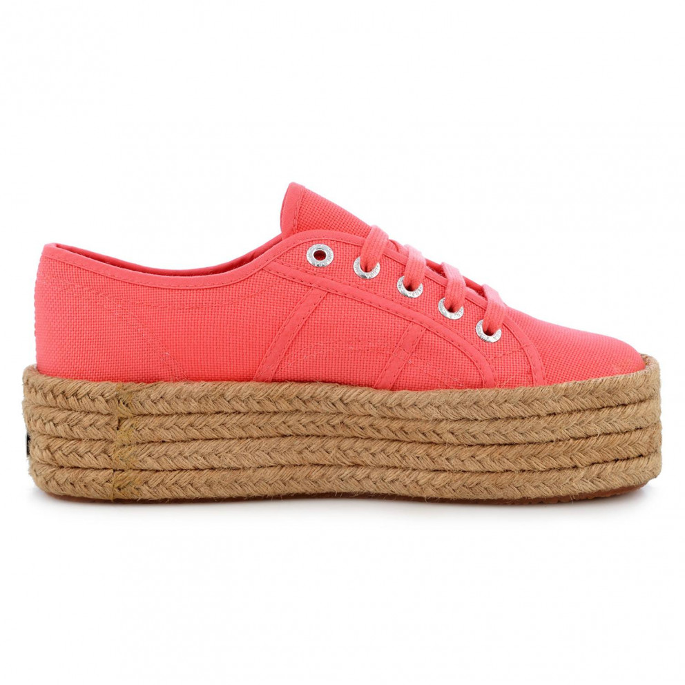 Superga 2790 Cotropew - Platform Women's Shoes