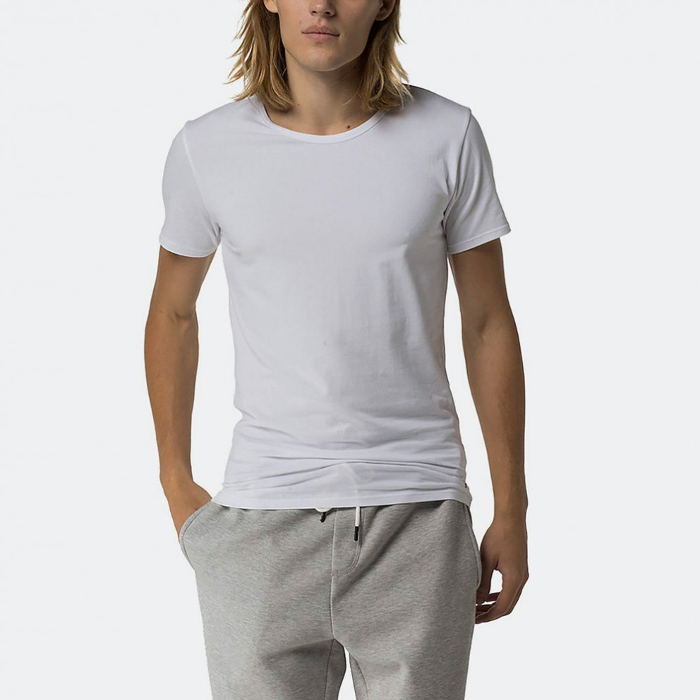 Tommy Jeans Stretch Cn Tee Ss 3Pack Premium Es