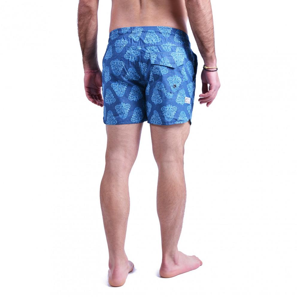 Emerson Men's printed  beachshorts