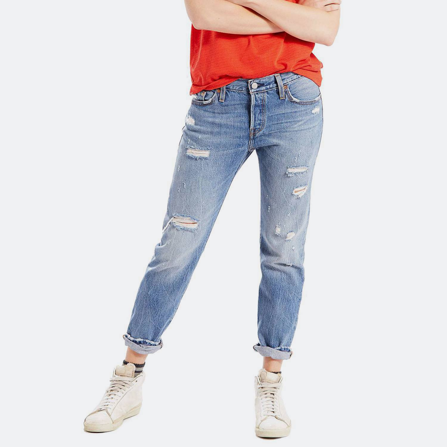 501 CT JEANS FOR WOMEN RADIO S (2082520352_26104)