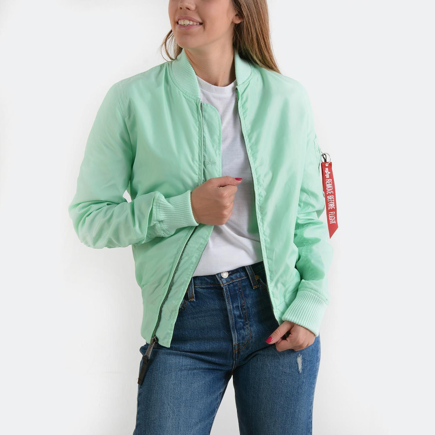 Alpha Industries Ma-1 Tt Wmn (2085720656_3218)
