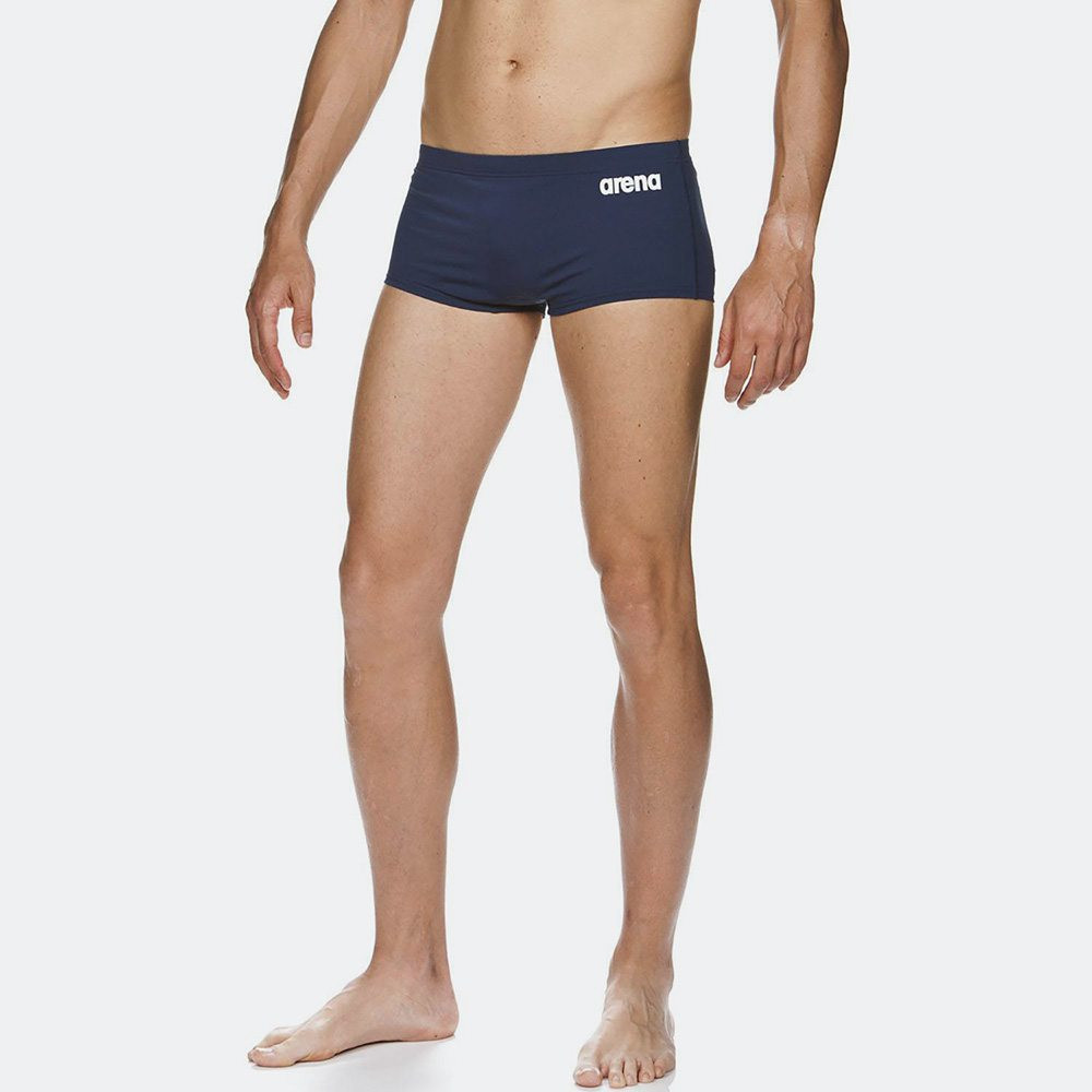Arena M SOLID SQUARED SHORT SHORTS (21614410021_24851)