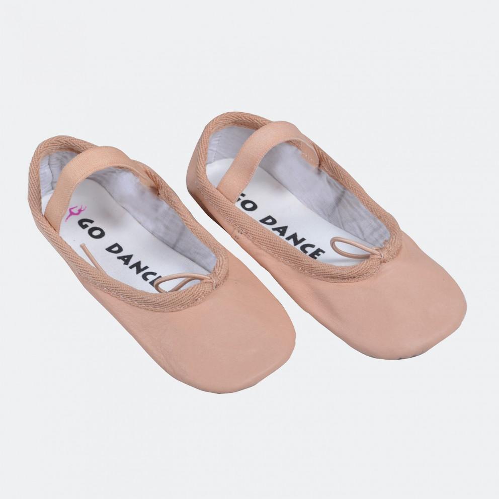 Go Dance Leather Ballet Full Sole