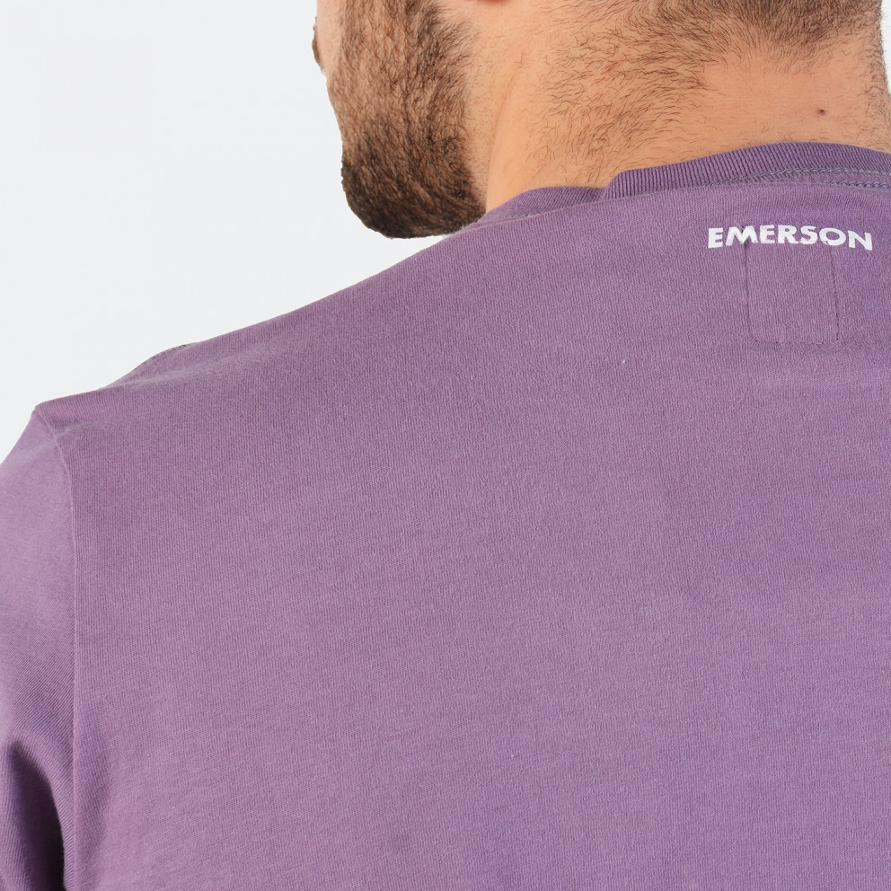 Emerson Men's Keep It Simple Tee - Ανδρικό Μπλουζάκι