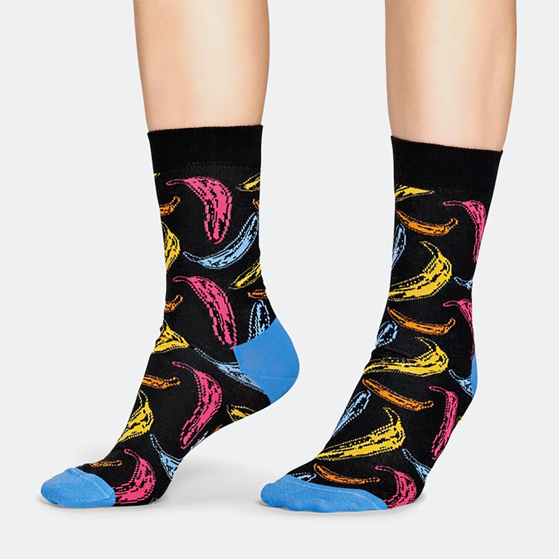 Happy Socks Andy Warhol Banana - Unisex Κάλτσες (9000041008_2074)