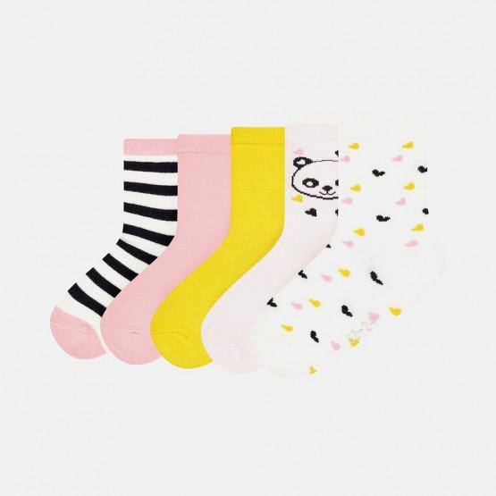 Name it Infant 5 Pack Sock - Βρεφικές Κάλτσες