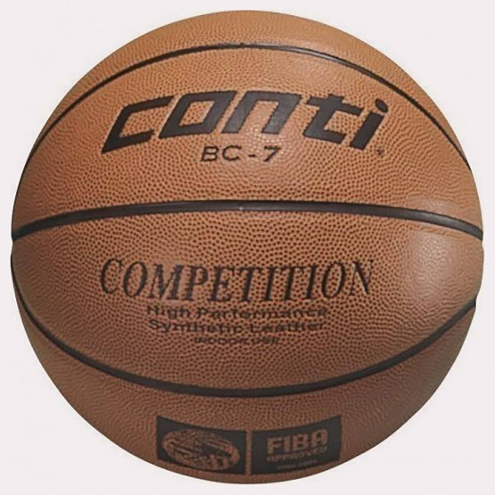 Conti BC-7S Ball for Basketball No. 7