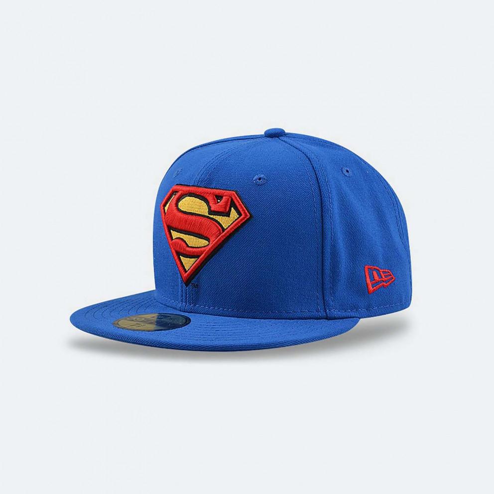 New Era Character Basic Superman Blue/ Καπελλο