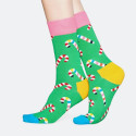 Happy Socks Candy Cane - Unisex Socks