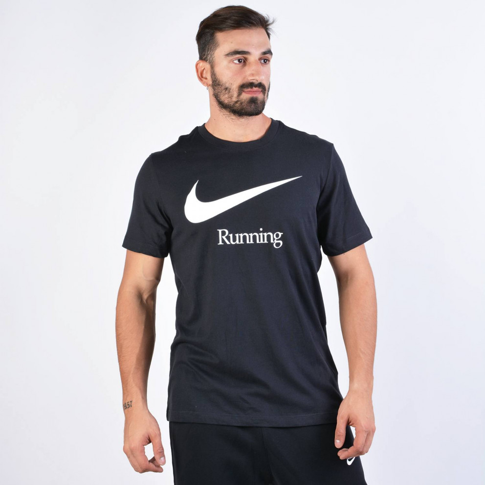 Nike Dri-Fit Ανδρικό T-Shirt για Τρέξιμο