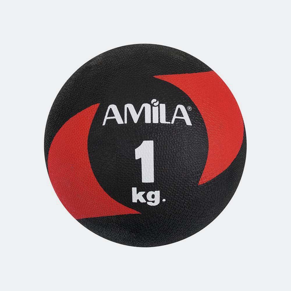 AMILA Medicine Ball 1kg (9000010334_33390)