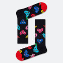 Happy Socks Keith Haring Heart - Unisex Κάλτσες