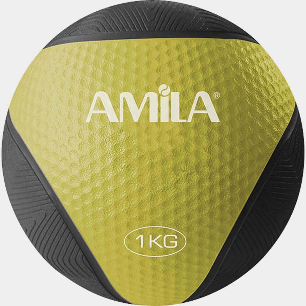 AMILA Medicine Ball 1kg (9000010196_33392)