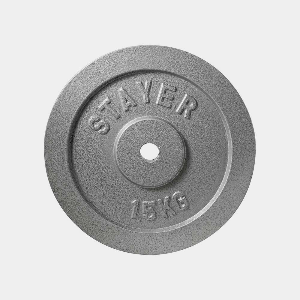 AMILA Stayer Disc 15 kg (9000010358_17029)